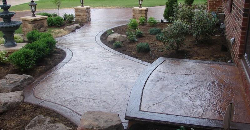 Бетоном двор желоб водосточный бетон