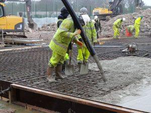 Плотность бетона м400