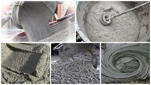 Марка бетона 40