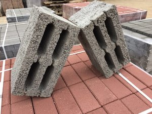 Готовый керамзитобетон в мешках высота цементного раствора