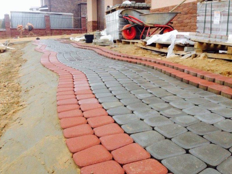 осветлить бетон